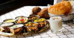 This Navratri, tantalise your taste buds with the exclusive Thali