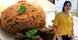 The success saga of Indu and her special mint biryani
