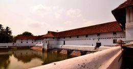 Vaikom temple's 'valiya adukkala' and the legend behind it