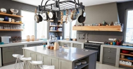 Smart storage solutions for the kitchen