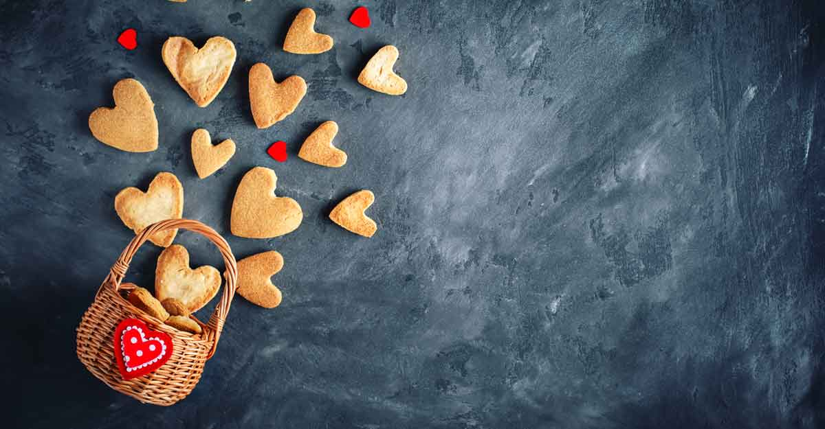 These are the special flavours that paint Valentine's Day red   Shutterstock