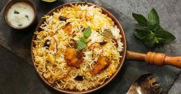 Online biryani cooking by De Chef group is trending now