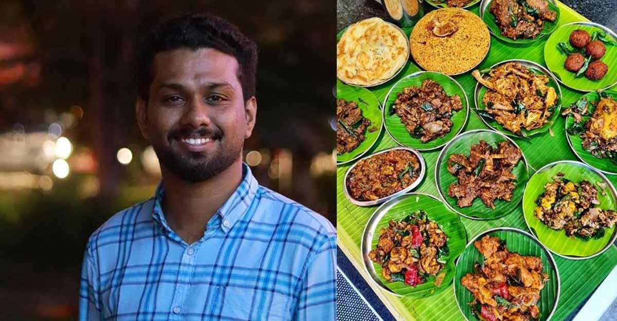 Meet Ummer Sabu, the food hunter who travels for food
