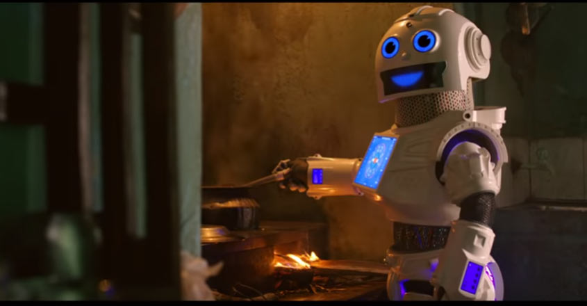 robot cooking