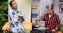 Chef Kunal Kapur finds people trying gourmet-style cooking at home