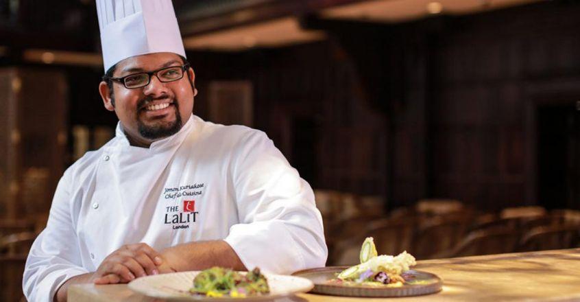Meet chef Jomon Kuriakose who impressed in BBC's Celebrity Masterchef