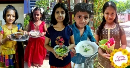 Malayalam Pallikoodam School revive authentic Onam dishes