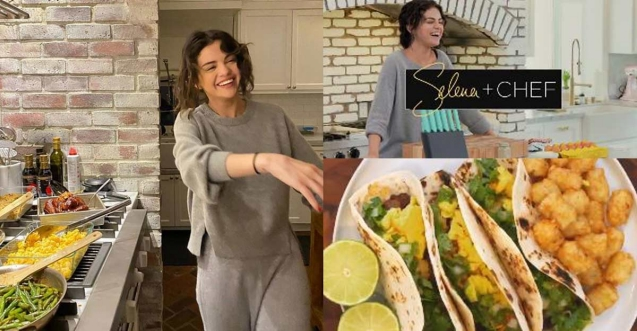 From omelette to octopus, Selena Gomez gets quarantine busy with TV cooking show