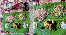 Here's what is served at the carbon-neutral kitchen in Nedumbaserry