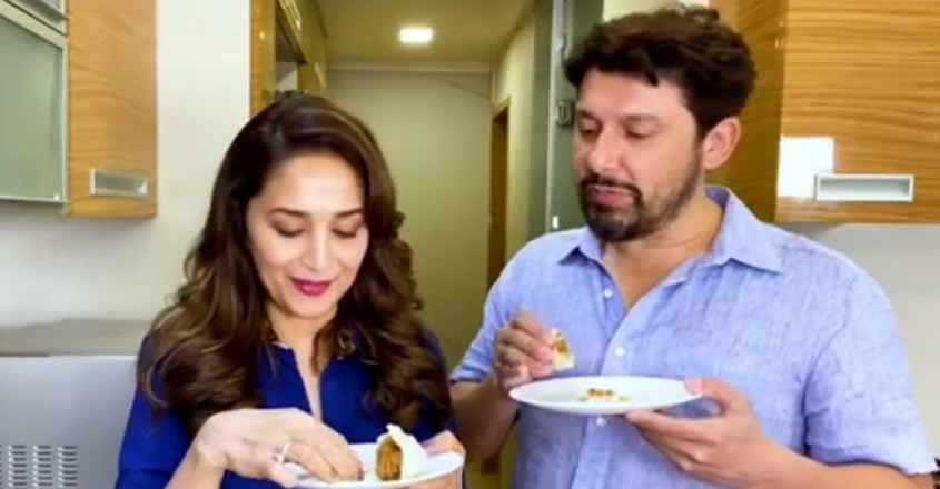 Madhuri Dixit shares family recipe of modak