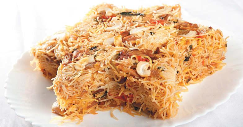 Vermicelli Chicken Biriyani