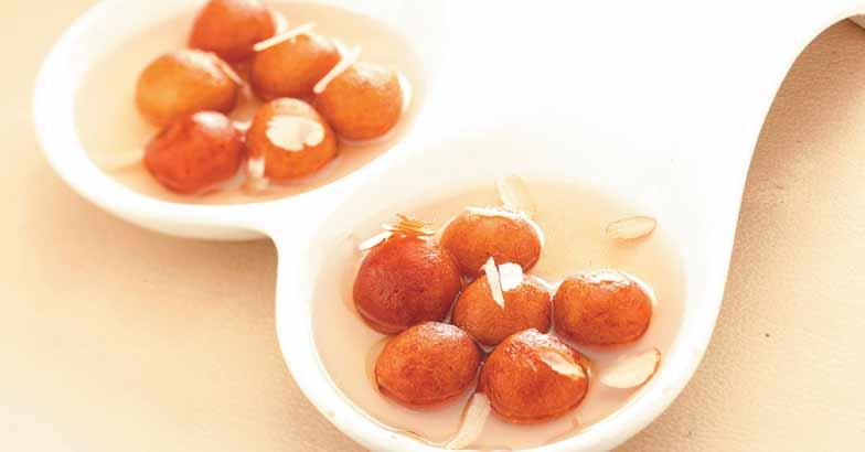 Potato Jamun