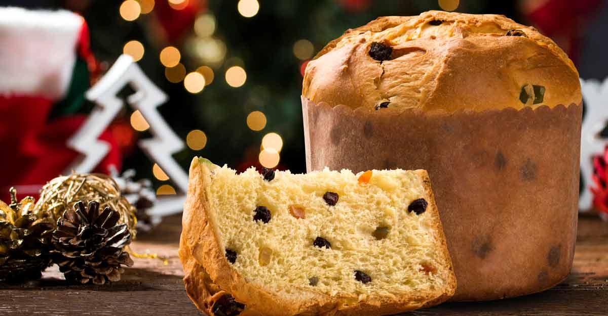 Panettone, the Italian Christmas bread | Shutterstock