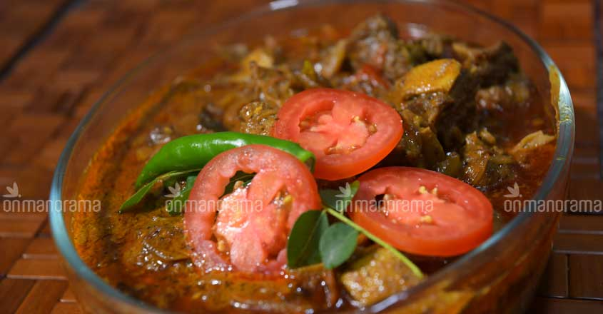 Try traditional Kerala duck curry this Easter