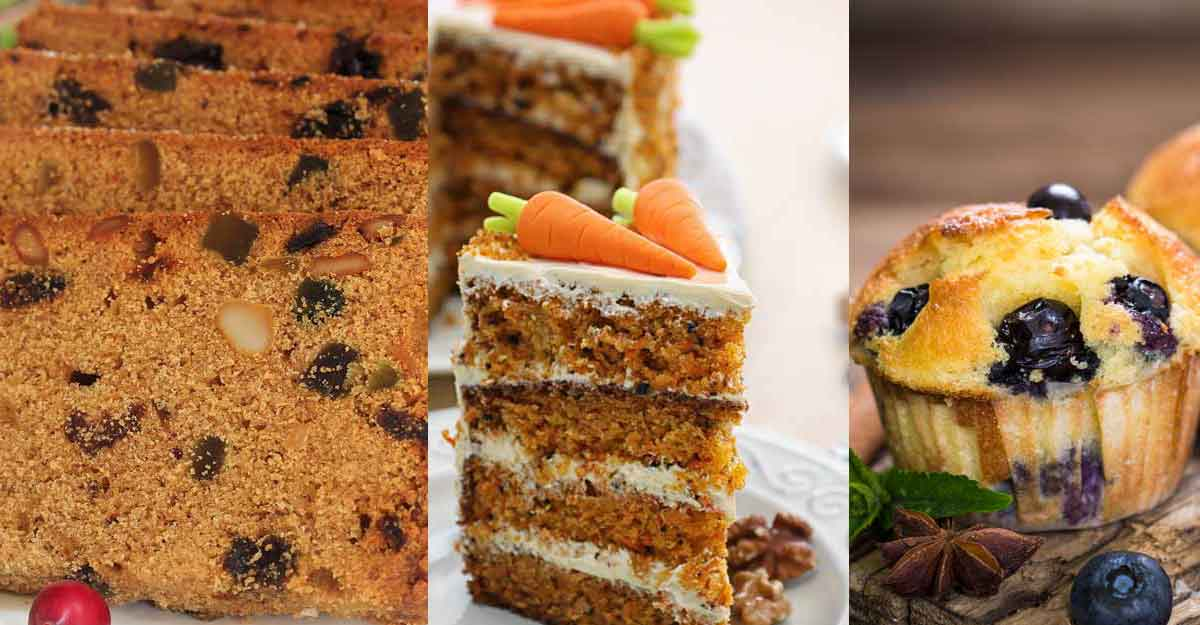 Onmanorama's best Christmas cake recipes