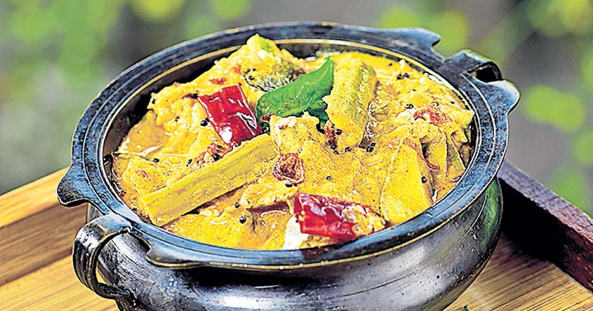 Vishu special curry