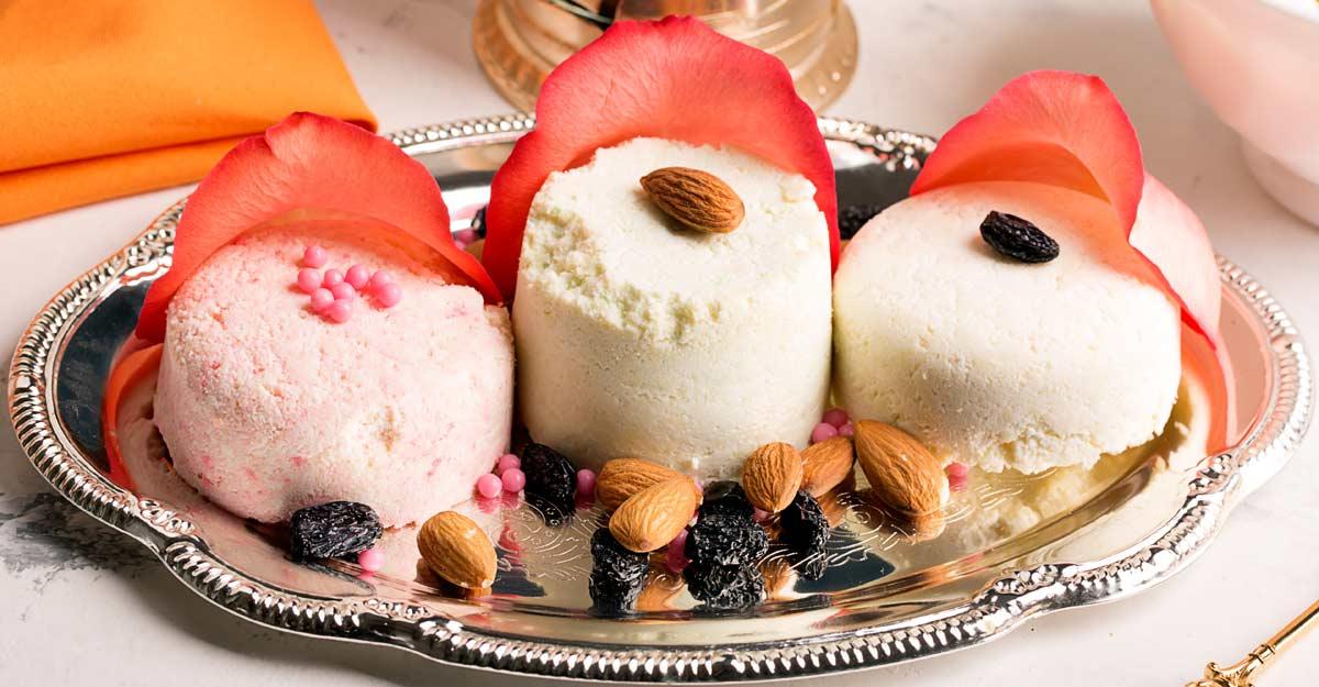 Rose sandesh for Ramadan | Shutterstock