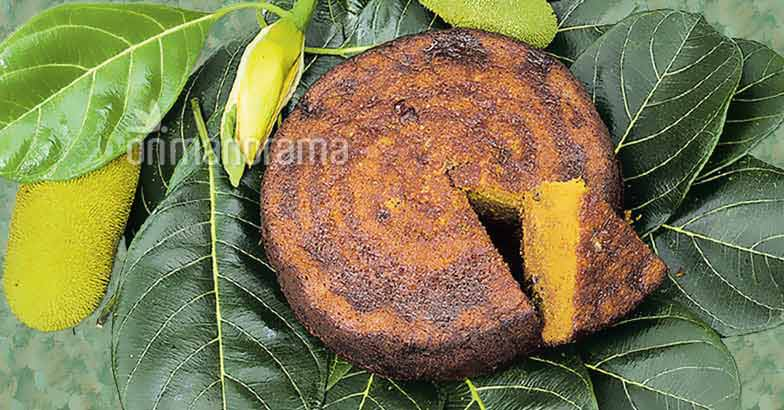 Jackfruit seeds cake