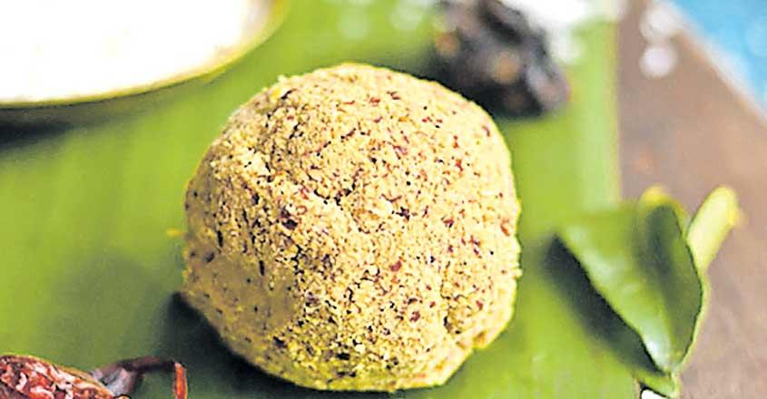 Chuttaracha thenga chammanthi