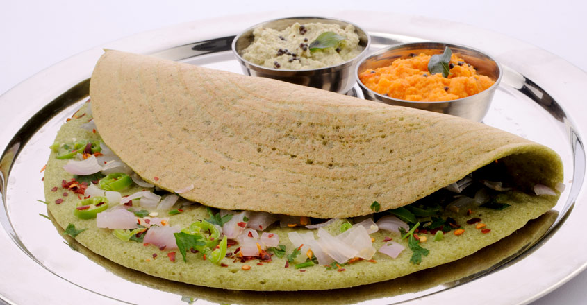 chicken dosa