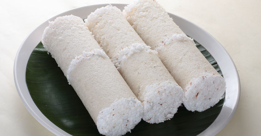 3 soft and easy puttu recipes by Lakshmi Nair
