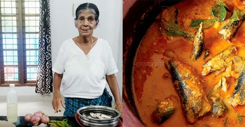 Tasty mathi curry from Tik Tok granny