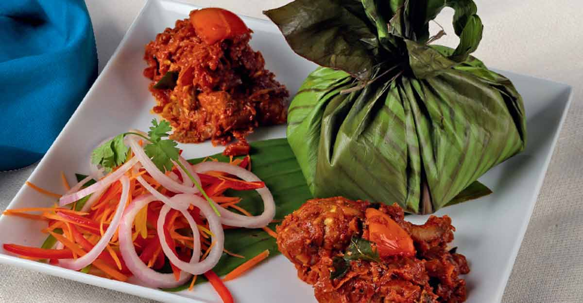 Try this delicious chicken kizhi for Eid
