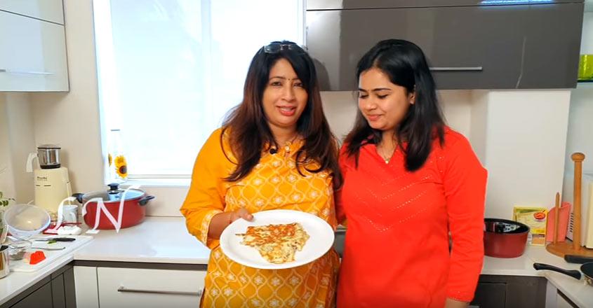 lekshmi nair omelette