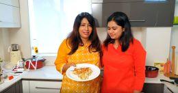 Easy thattukada-style omelette by Lekshmi Nair