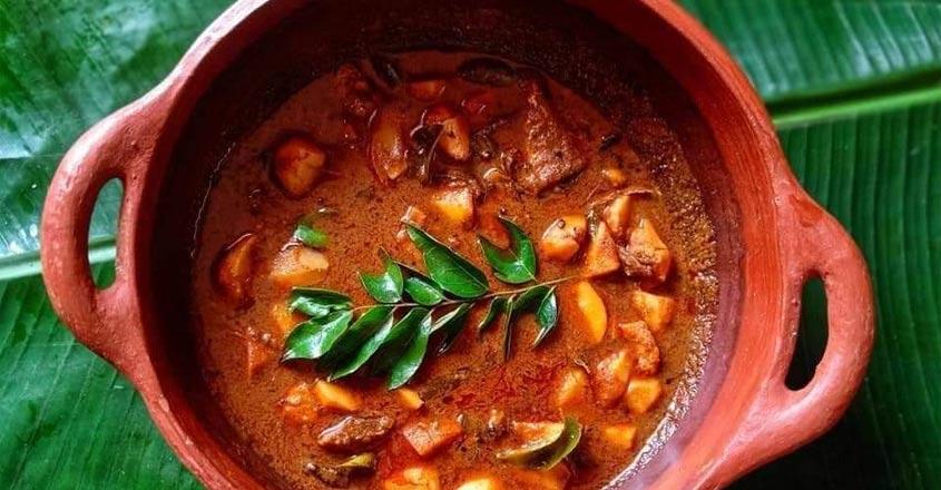 chembu fish curry