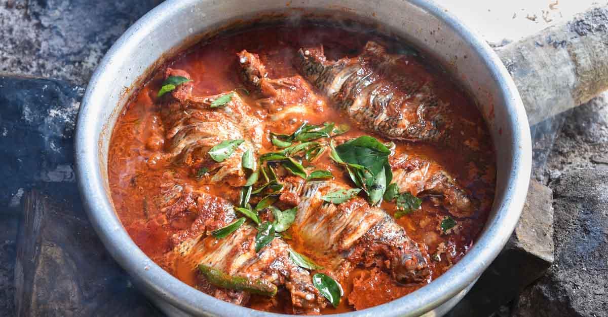 catfish curry