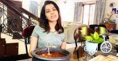 Diya Krishna's special fish curry