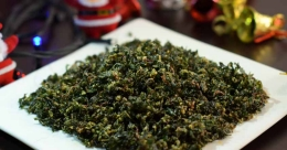 Spinach fry