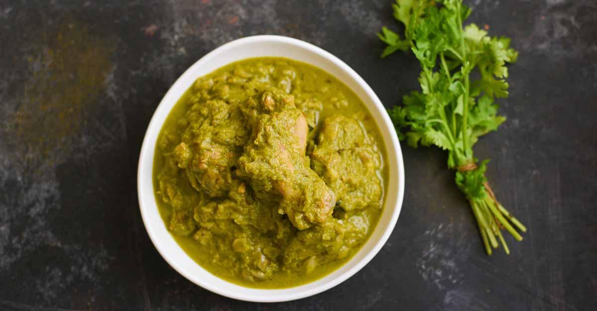 hariyali-chicken