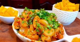 Easy Chinese style pasta