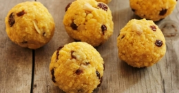 Try this perfect boondi laddu