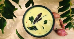 Easy moru curry
