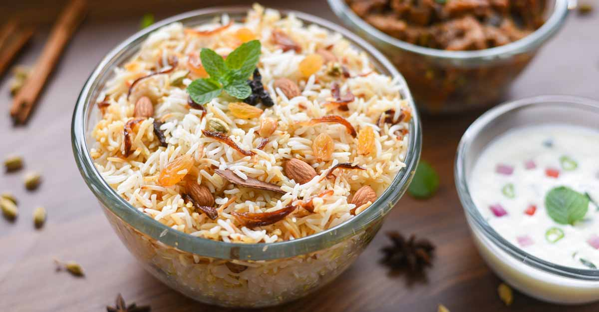 Fragrant ghee rice