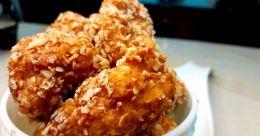 Crunchy cauliflower fry