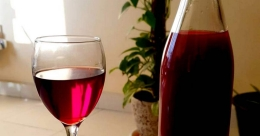 Easy red wine in 15 days