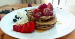 Marble pancake