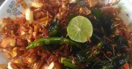 Try this tasty jackfruit chilli