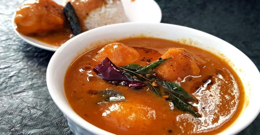 mangappazham-curry