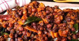 Spicy masala Sundal