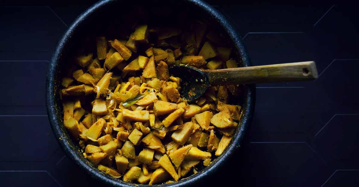 kadachakka curry