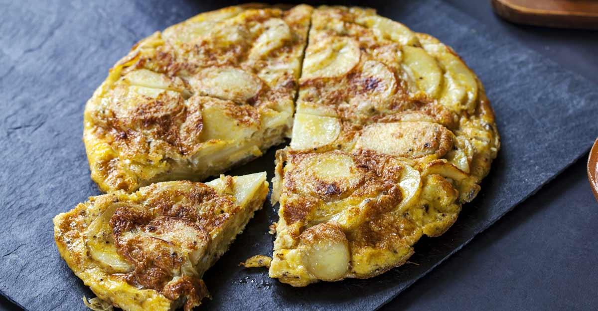 Spanish tortilla   Shutterstock