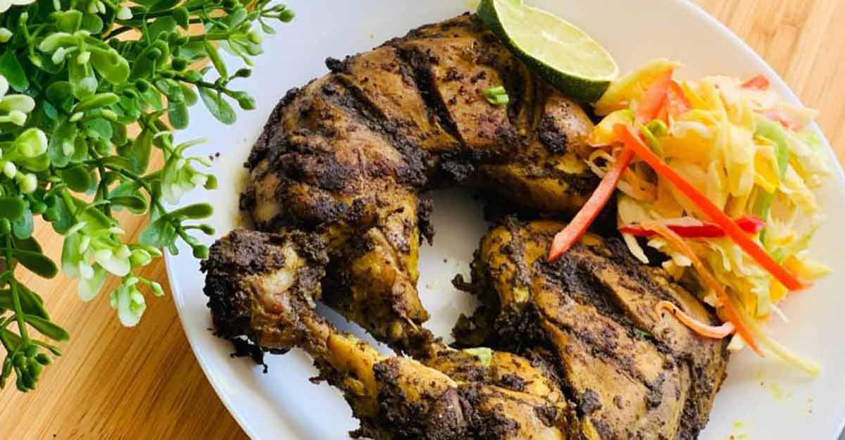 Try this special chicken cafreal from Goa
