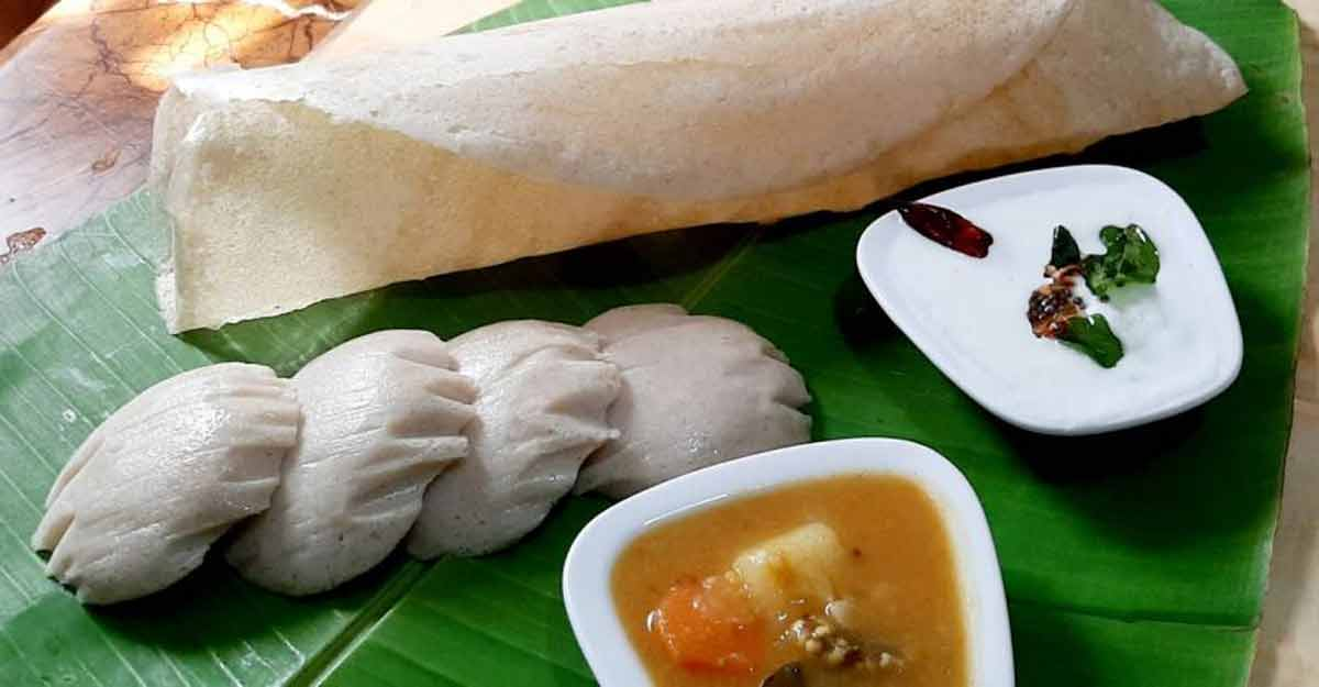 Super-easy broken wheat batter for dosa and idli