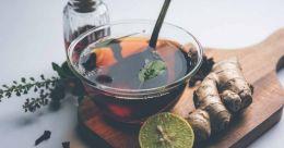 Herbal drink to boost immunity