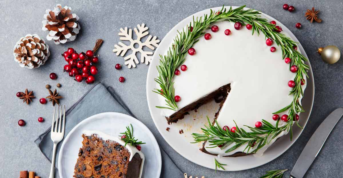 Try these cake recipes to ring in Christmas in style